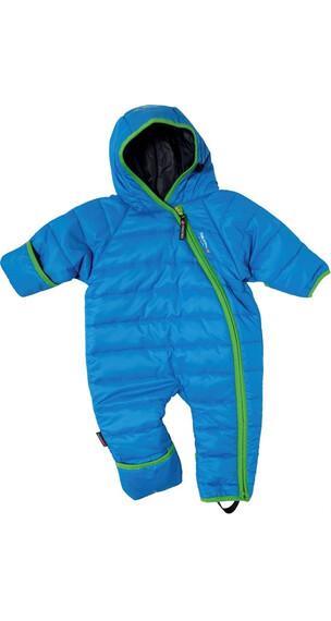 Isbjörn Baby Frost Jumpsuit SwedishBlue